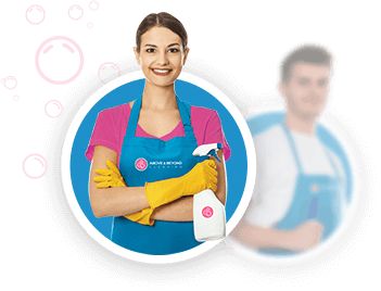 house cleaning services team members in Reading PA